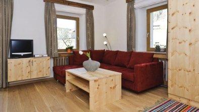 s'Landhaus Neustift - Wohnecke im Zirbenzimmer