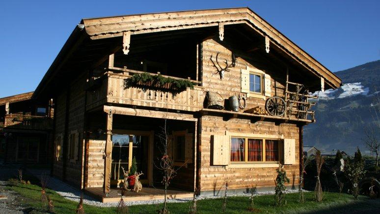 Almdorf vom Fügenerhof im Zillertal, © Fügenerhof