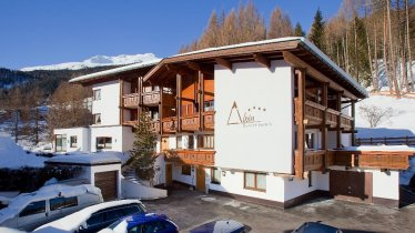 Haus Alpin Winter