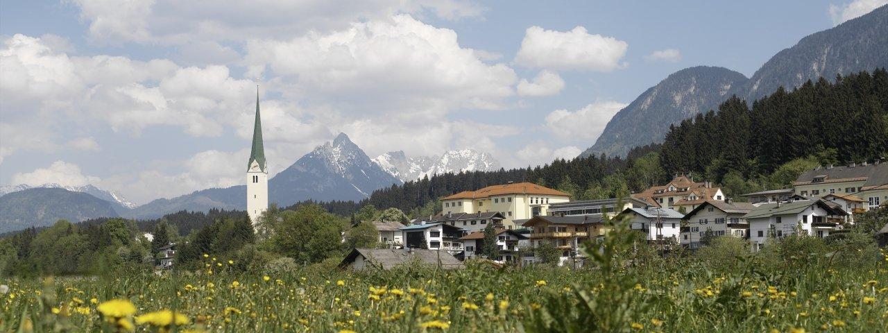Kirchbichl im Sommer, © Kitzbüheler Alpen/West.Fotostudio