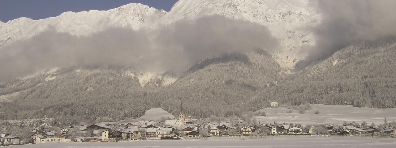 Rum im Winter, © Innsbruck Tourismus/Stalzer