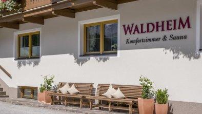Aussenansicht Haus Waldheim