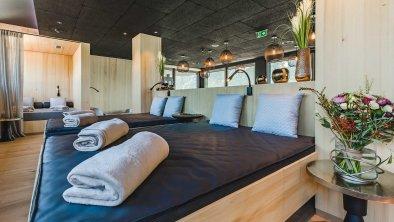 zum Entspannen und Wohlfühlen - Ruhebereich, © Seehotel Einwaller