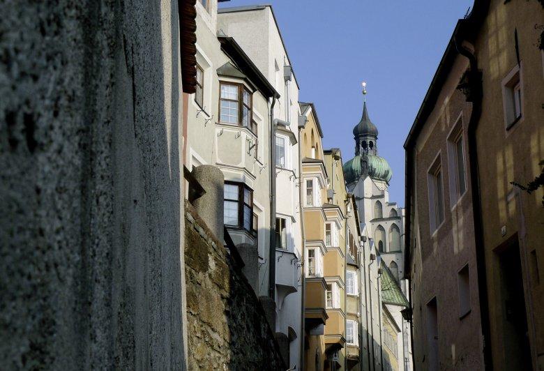 Altstadt von Hall , © Bernhard Aichner