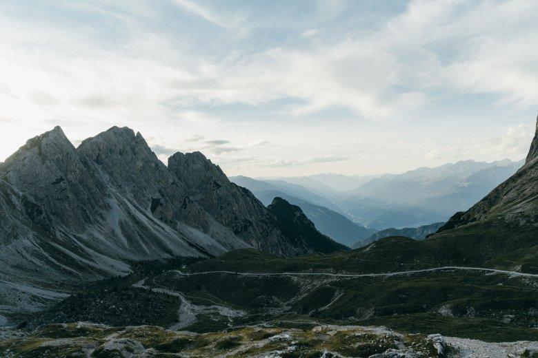 Zwischen Dolomiten Hütte und Karlsbader Hütte. , © AlpinPlattform Lienz, Sam Strauss Fotografie