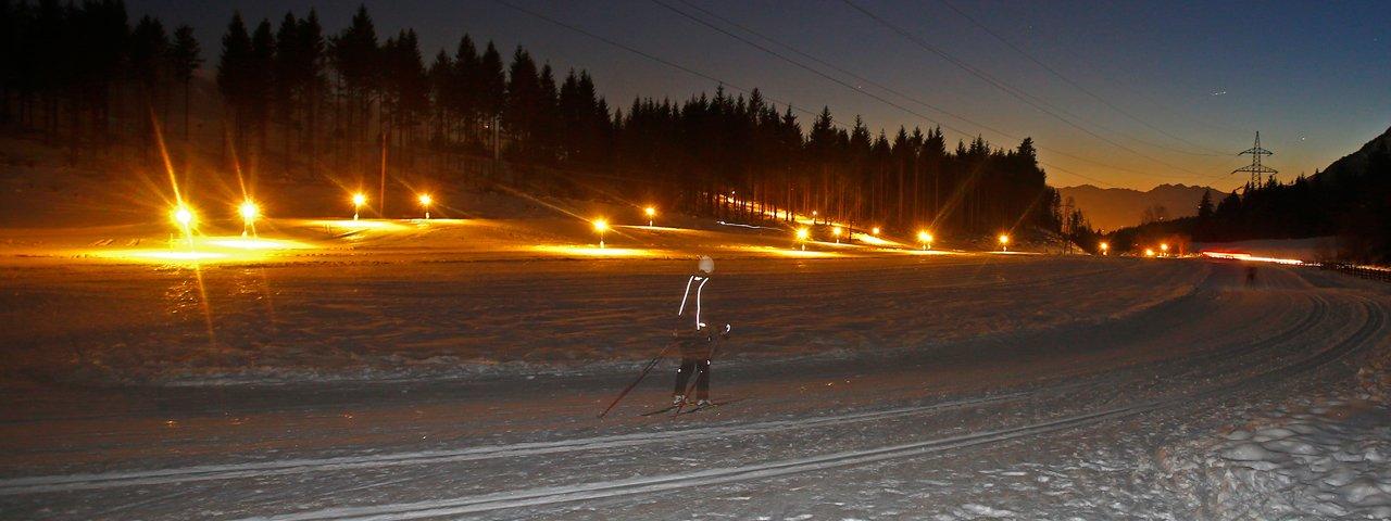 Nachtloipe Absam-Gnadenwald, © Region Hall-Wattens