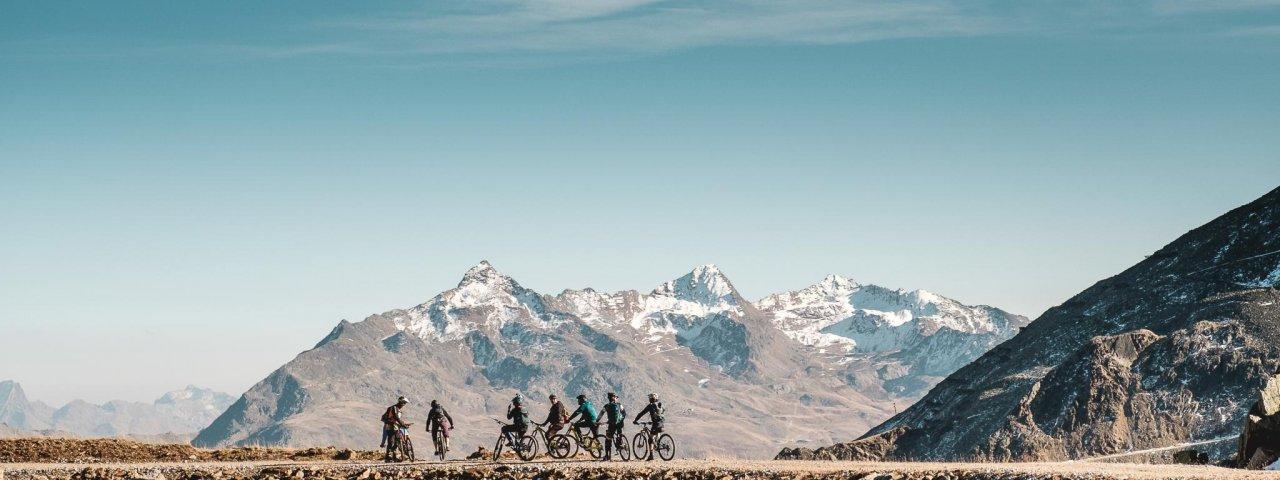Ollweite Line in der Bike Republic Sölden, © Ötztal Tourismus