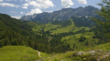 Adlerblick vom Brentenjoch, © Ferienland Kufstein