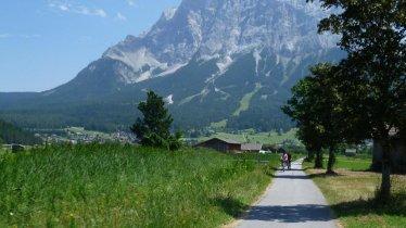 Etappe 5: Reutte - Ehrwald, © Tirol Werbung