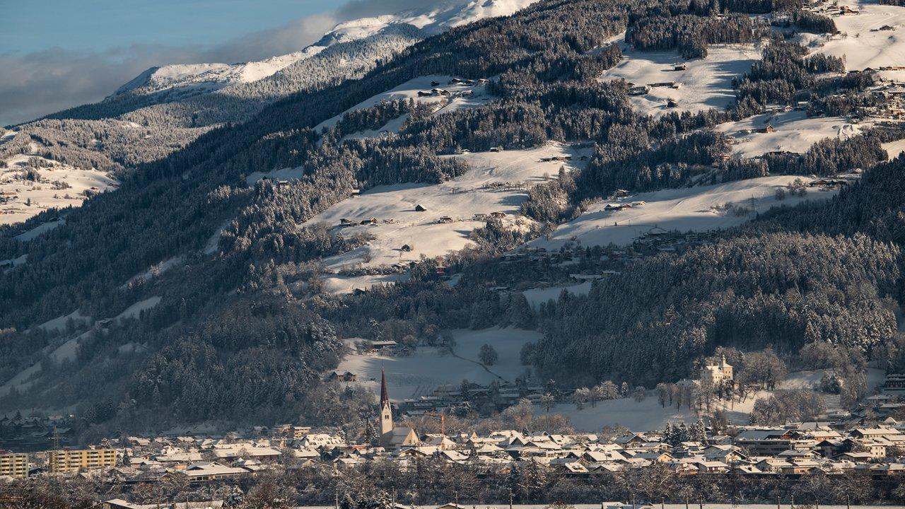 Volders im Winter, © Tourismusverband Region Hall-Wattens