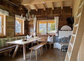 Zimmer Friedlachhütte, © Tirol Werbung / Lisa Hörterer