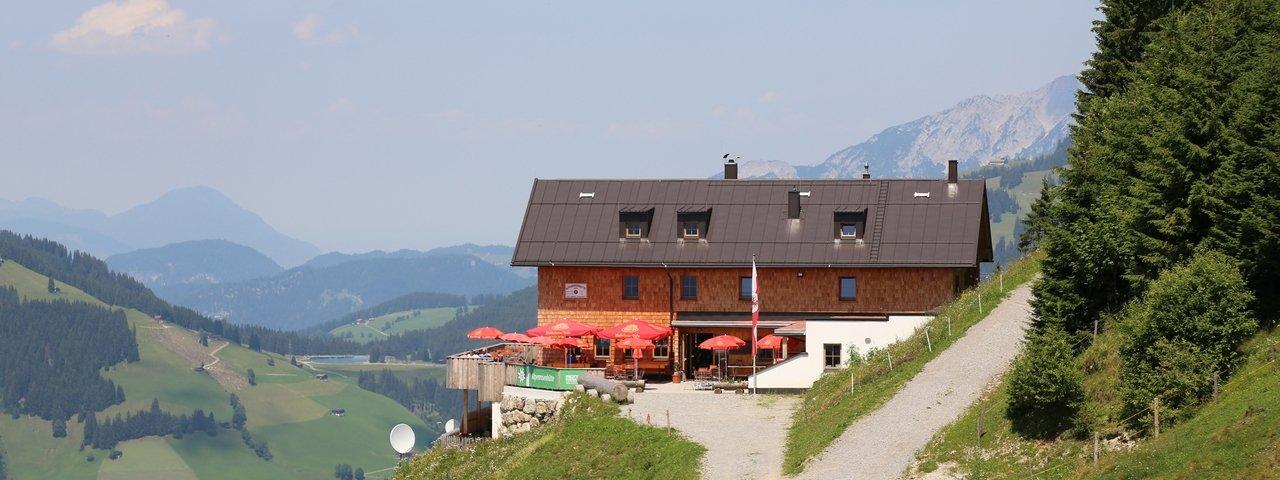 Alpenrosehütte, © Carola & Achim Zinßer