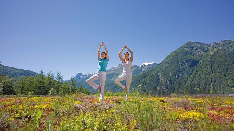 Vivea Gesundheitshotel Yoga, © Vivea Gesundheitshotel / Hannes Dabernig