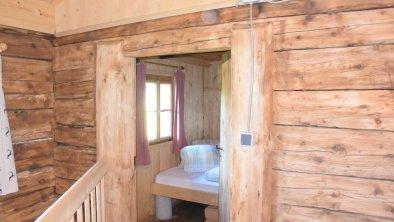 Vorraum im 1. Stock mit Blick ins Schlafzimmer