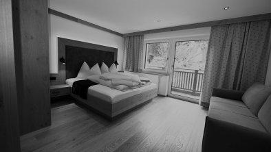 Apart Bergblick - Schlafzimmer