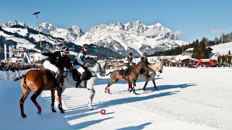 Snow Polo in Kitzbühel, © Michael-Werlberger