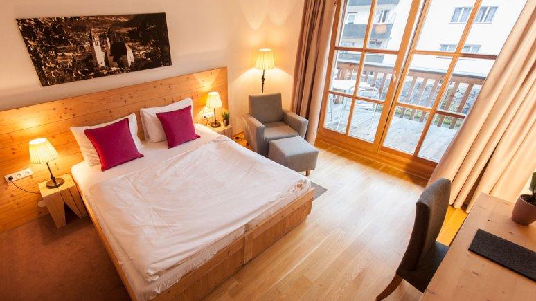 Zimmer im Q! Resort Kitzbühel, © Q! Resort Kitzbühel
