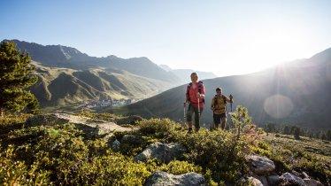 Etappe 3: Sattele- Pirchkogel - Kühtai, © TVB Innsbruck / Daniel Zangerl