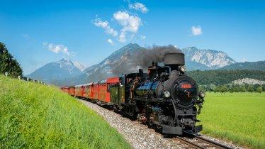 Zillertalbahn: nostalgische Schmalspurbahn, © TVB Silberregion Karwendel