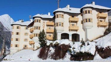 Hotel Goldried - Park