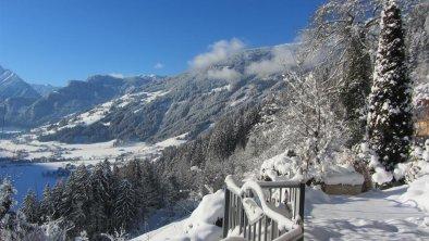 Blick zum Skigebiet Mayrhofen - Penken