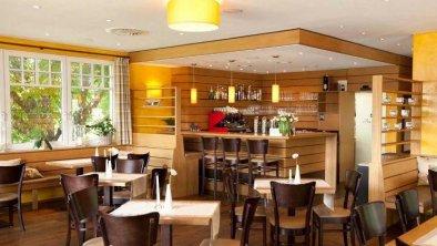 Das Restaurant am Campingplatz S'Aschach