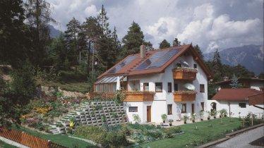 Haus Florian Imst, © Gartenseite