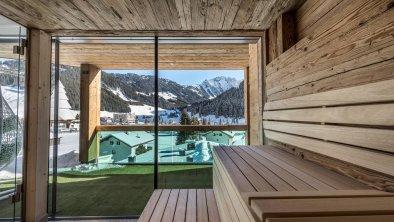 Panorama Sauna Kaiser Suite
