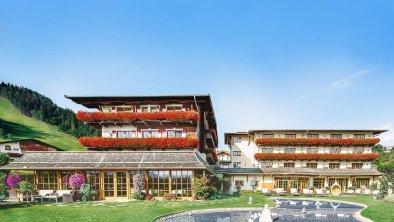 Ayurveda Resort Sonnhof Thiersee - Sommer