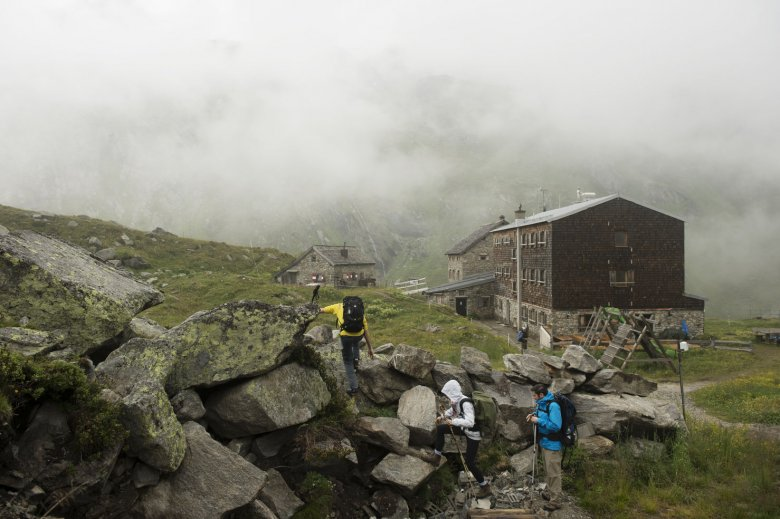 Wandern in Tirol – Adlerweg