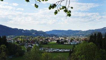 Reutte im Sommer, © Naturparkregion Reutte/Robert Eder