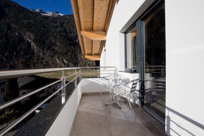 Alps3000 Balkon