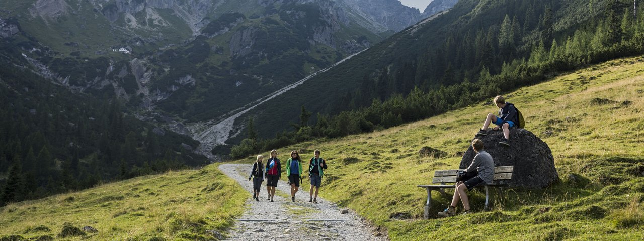 Wanderung Muttekopfhütte, © Tirol Werbung/Peter Neusser