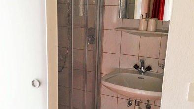 Zimmer 2 Dusche