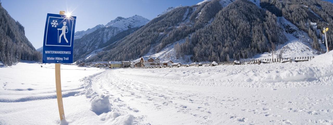 Winterwanderung in Feichten, © Martin Lugger