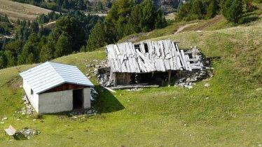 Ramolalm, © Nationalpark Ötztal/T. Schmarda
