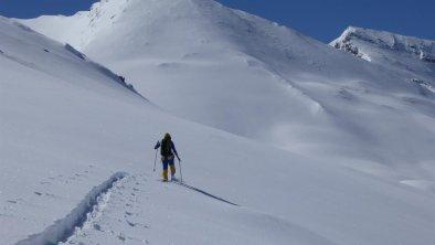 auf Skitour, © Helmut Walser