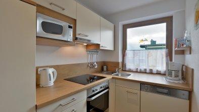 Appartement Talblick Küche