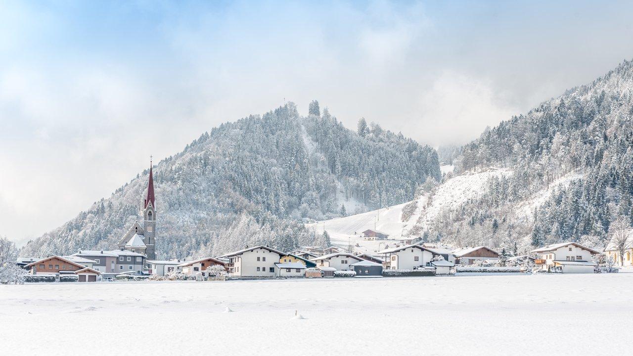 Stans im Winter, © TVB Silberregion Karwendel